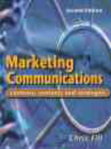 9780130102294: Marketing Communications (Second Edition)