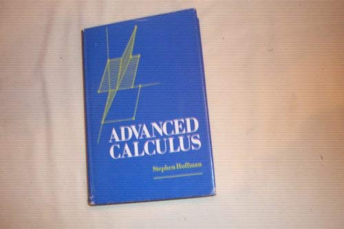 9780130102720: Advanced Calculus