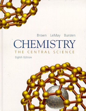 9780130103109: Chemistry: The Central Science