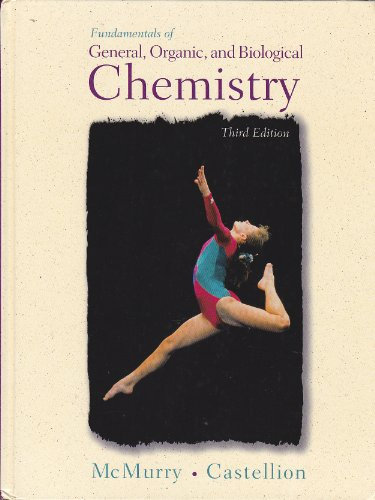 9780130103178: Fundamentals of General, Organic and Biological Chemistry