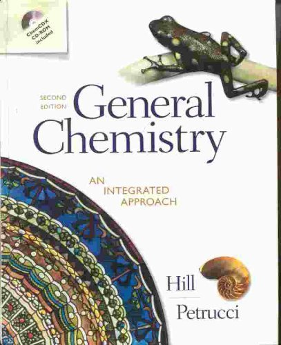 9780130103185: General Chemistry: An Integrated Approach