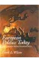 9780130103758: European Politics Today: The Democratic Experience (3rd Edition)
