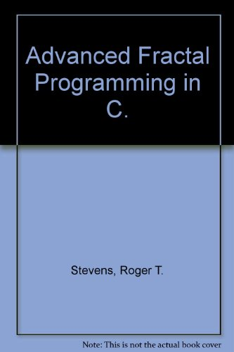 9780130104069: Advanced Fractal Programming in C.