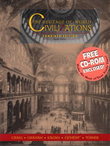 9780130104540: The Heritage of World Civilizations