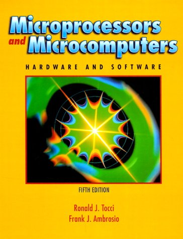 9780130104946: Microprocessors and Microcomputers: Hardware and Software (5th Edition)