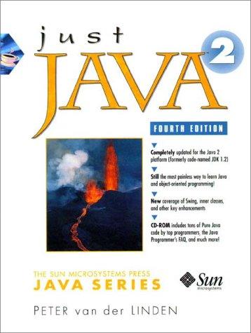 9780130105349: Just Java 2