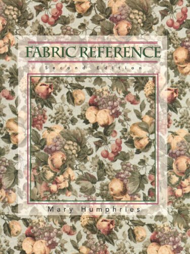 9780130105752: Fabric Reference