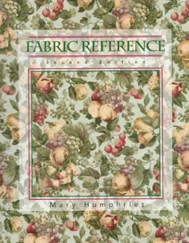 9780130105752: Fabric Reference (2nd Edition)