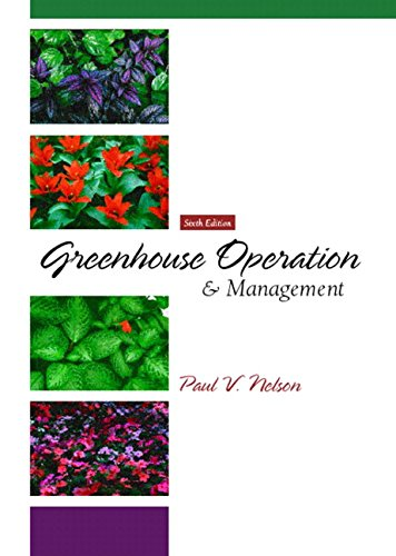 9780130105776: Greenhouse Operation and Management (6th Edition)