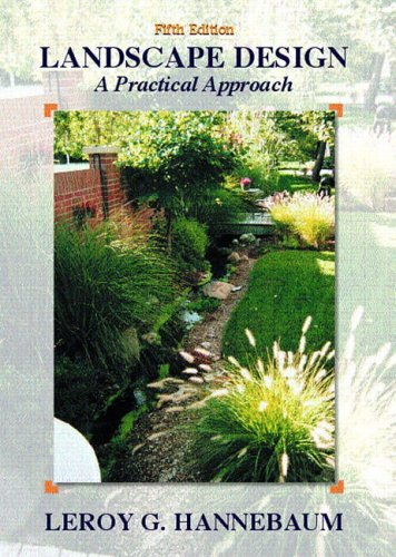 9780130105813: Landscape Design: A Practical Approach
