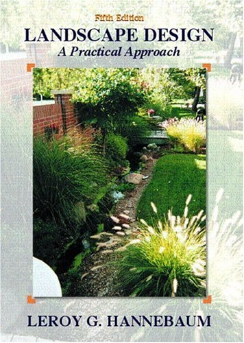 9780130105813: Landscape Design: A Practical Approach (5th Edition)