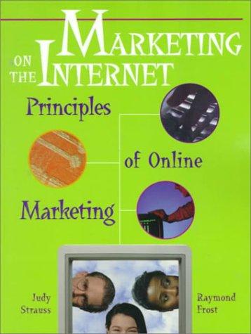 9780130105851: Marketing on the Internet: Principles of On-Line Marketing