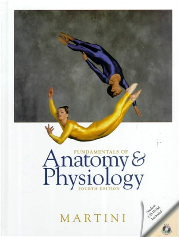9780130105981: Fundamentals of Anatomy and Physiology: Interactive Edition