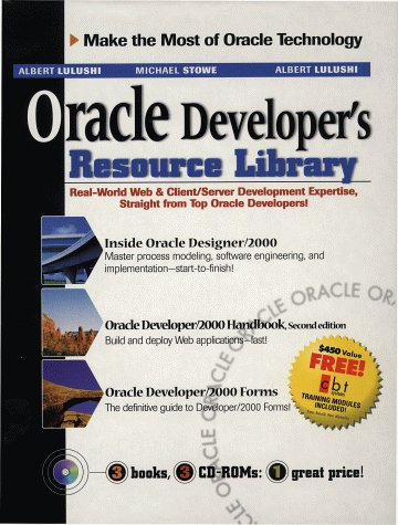 9780130106209: Oracle Developer's Resource Library - AbeBooks
