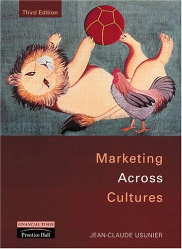 9780130106681: Marketing Across Cultures