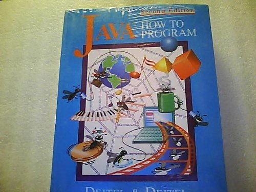 9780130106711: Java How to Program with an Introduction to Visual J++; With CDROM