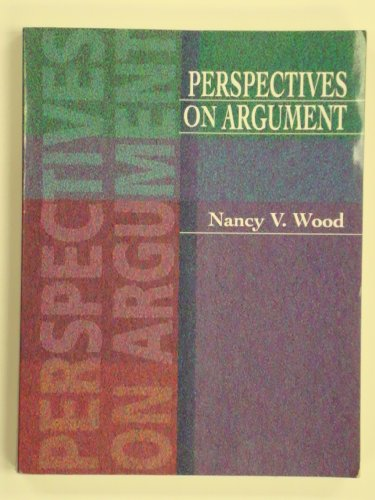 9780130107459: Perspectives on Argument