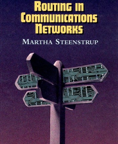 9780130107527: Routing in Communications Networks