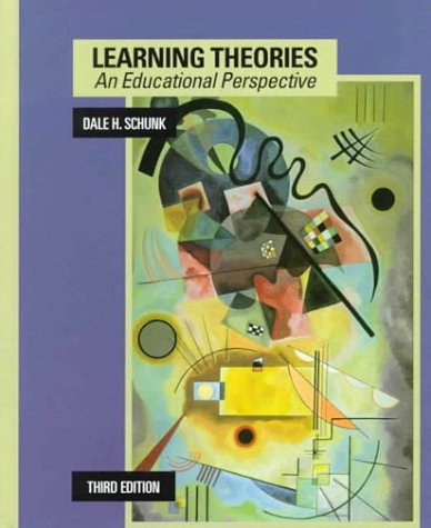 9780130108500: Learning Theories:an Educational Perspective