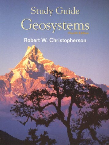 9780130108531: Geosystems (Study Guide)