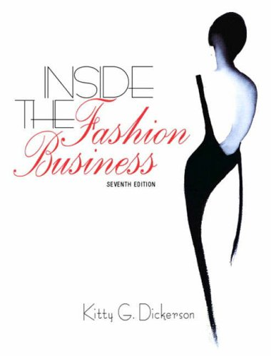 9780130108555: Inside the Fashion Business