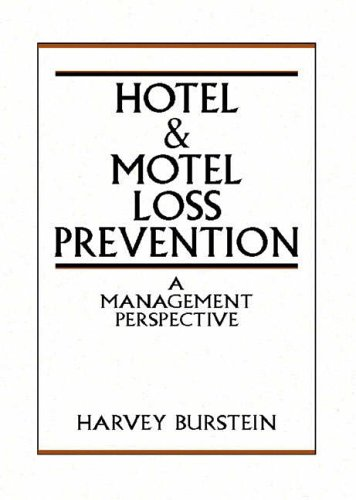 9780130109095: Hotel and Motel Loss Prevention: A Management Perspective