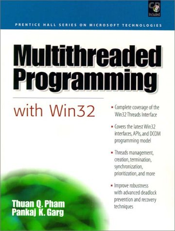 9780130109125: Multithreaded Programming with Win32