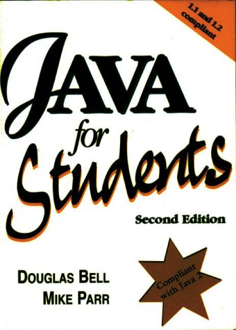 9780130109224: Java for Students