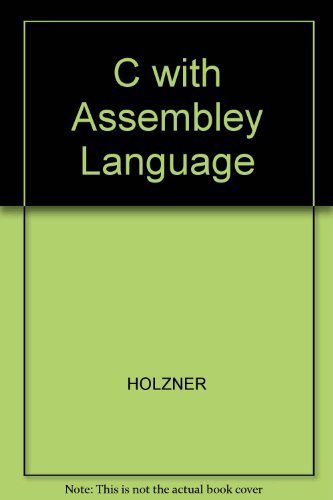9780130109682: C With Assembly Language