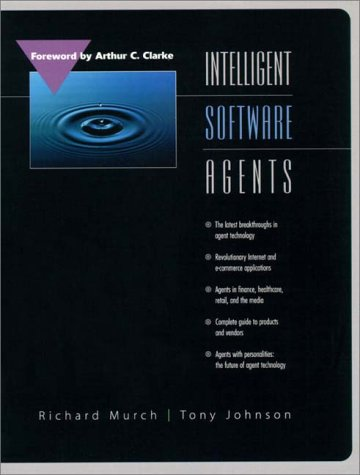 9780130110213: Intelligent Software Agents