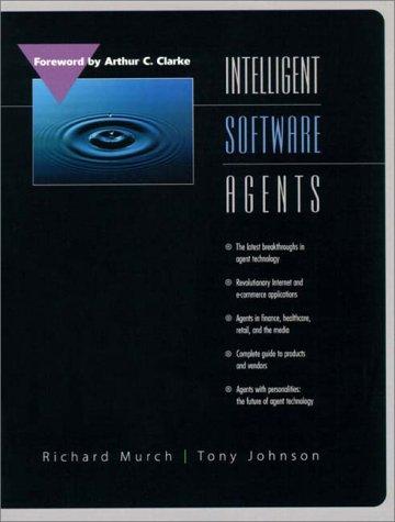 9780130110213: Intelligent Software Agents