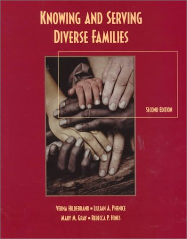 9780130110589: Knowing and Serving Diverse Families (2nd Edition)