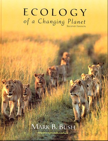 9780130112026: Ecology of a Changing Planet (Test item file)
