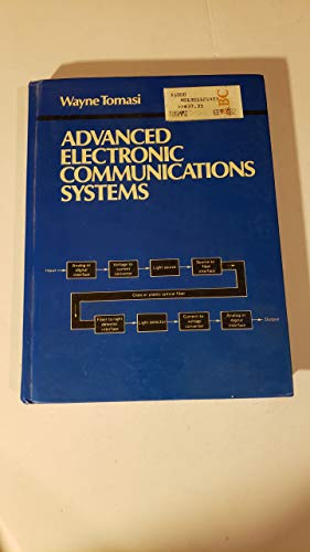 9780130112149: Advanced Electronic Communication Systems