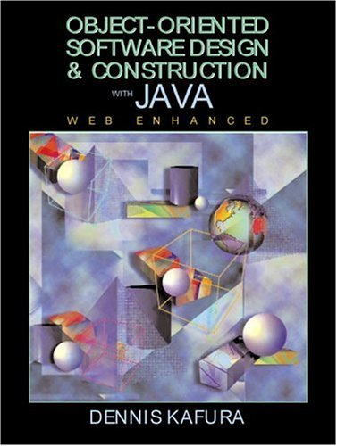 9780130112644: Object-Oriented Software Design and Construction with Java