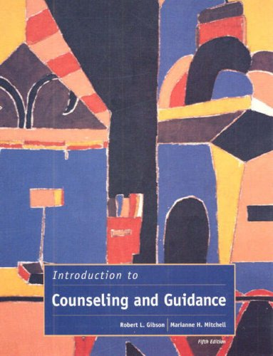 9780130112668: Introduction to Counselling and Guidance