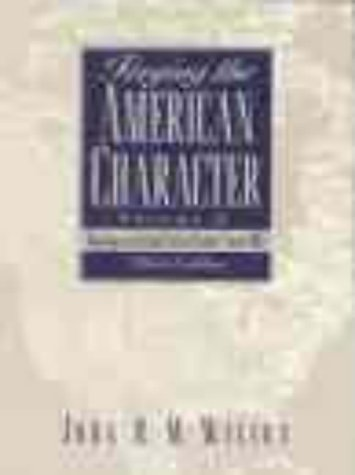 9780130112842: Forging the American Character: Readings in United States History Since 1865 v. 2