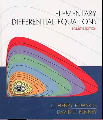 9780130112903: Elementary Differential Equations with Applications
