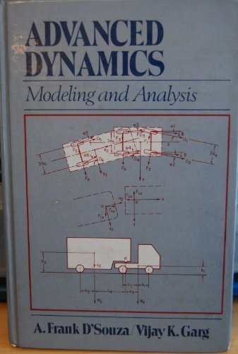 9780130113122: Advanced Dynamics: Modeling and Analysis