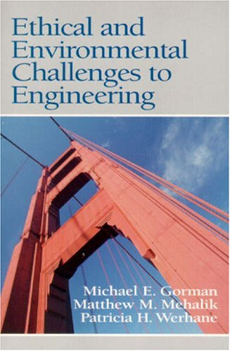 9780130113283: Ethical and Environmental Challenges to Engineering