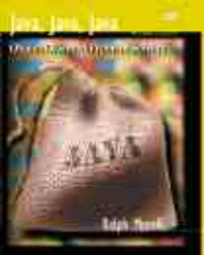 9780130113320: Java, Java, Java: Object-Oriented Problem Solving
