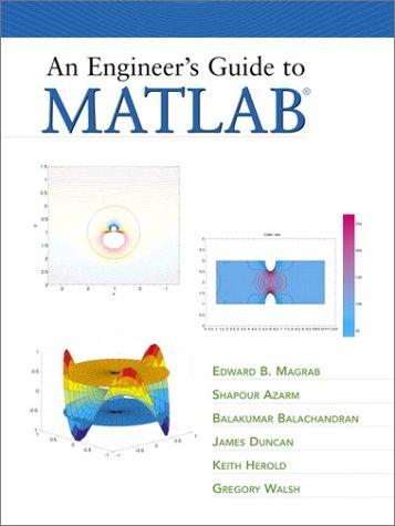 9780130113351: MATLAB in Mechanical Engineering