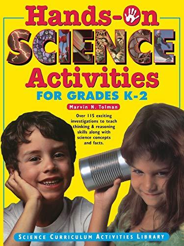 9780130113375: Hands-On Science Activities for Grades K-2