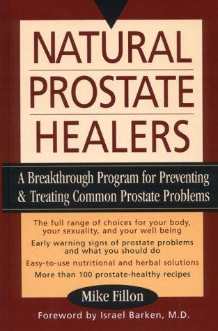 9780130113948: Natural Prostate Healers
