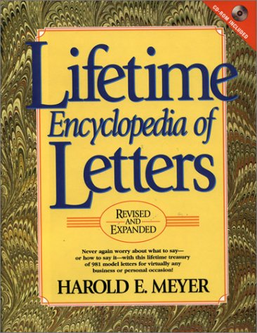 9780130114884: Lifetime Encyclopedia of Letters