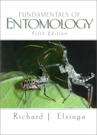 9780130114938: Fundamentals of Entomology (5th Edition)