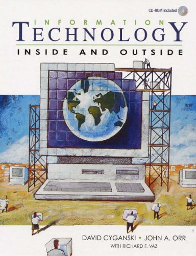 9780130114969: Information Technology: Inside and Outside (Pearson education)