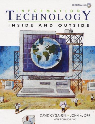 Information Technology: Inside and Outside: Cyganski, David, Orr,