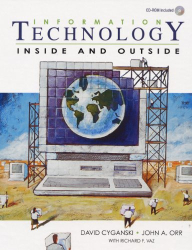 9780130114969: Information Technology: Inside and Outside