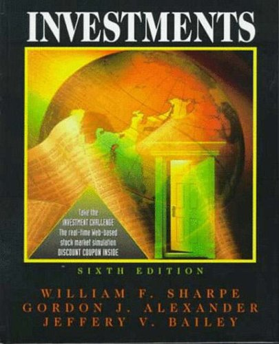 9780130115072: Investments (International Edition)